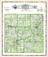 Brown Township, Linn County 1907
